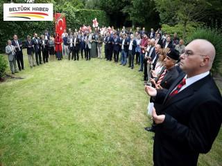 Anvers'te 15 Temmuz Demokrasi ve Milli Birlik Günü