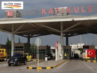 Kapıkule'de 'sılaya yolculuk' yoğunluğu