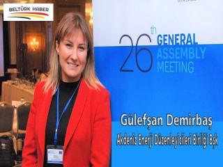 Akdeniz ülkeleri enerji düzenleyicileri Brüksel'de buluştu