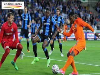 Club Brugge, deplasmanda kazandı