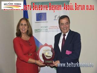 En Roman Dostu Belediye Başkanı Abdül Batur oldu